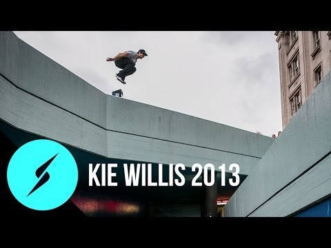 Kie Willis 2013 Parkour and Free Running Action Reel