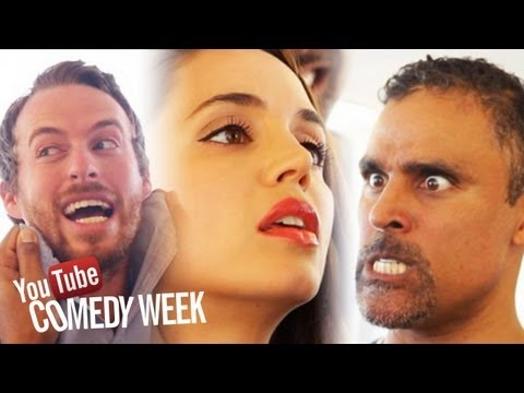 Jake and Amir: Rick Fox 4 (with Eliza Dushku)