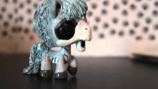 getlinkyoutube.com-Piaslittlecustoms Death Horse LPS Custom Unboxing