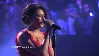 #MBCTheVoice - مرحلة العروض المباشرة - I Surrender – كريستين سعيد