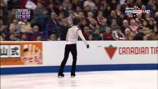 2015 Skate Canada Men's FS -  Yuzuru Hanyu (Euro Sport)
