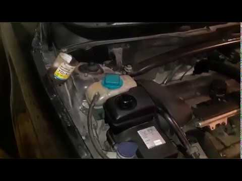 Замена жидкости ГУР Вольво ХС90 2,5Т B5254T2
