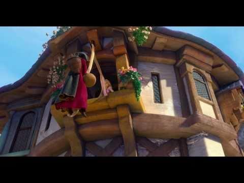 Rapunzel - L'intreccio della torre - Madre Gothel, clip dal film