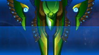 getlinkyoutube.com-map 88 boss Hera Goddess , chiến cơ huyền thoại, thunder strikes, game sky, bình minh