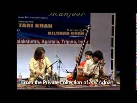 Teentaal - Ustad Abdul Sattar Khan Tari -XfRK6t-WP9k