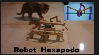 getlinkyoutube.com-✅ Robot Araña o Hexapodo  ❗como se hace❗