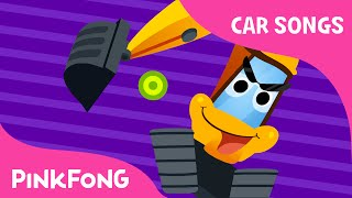 getlinkyoutube.com-I Am Excavator | Car Songs | PINKFONG Songs for Children