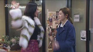 getlinkyoutube.com-[The Dearest Lady] 최고의 연인 10회 - Yoo-mi,slap Min Kyung in the face! 20151218