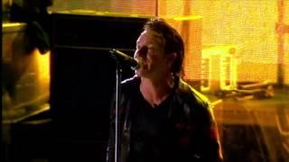 getlinkyoutube.com-U2 - All I want is you + Streets + Mysterious Ways + Pride (Slane Castle 2001) HD