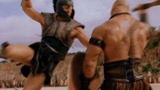 Troie - Bataille Eclair (Scène Mythique)