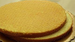 getlinkyoutube.com-Pandispanya Tarifi | Pasta Keki Nasıl Yapılır