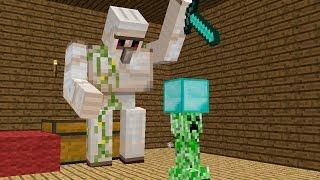 Monster School: Stealing - Minecraft Animation
