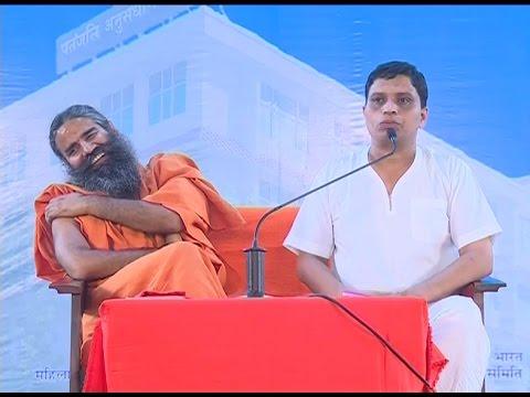 Sewa ki Mahima: Swami Ramdev | 19 May 2017 (Part 2)