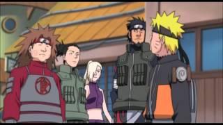 Naruto Shippuden épisode 56 l'équipe yamato part en mission en vf
