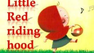 getlinkyoutube.com-Fairy tale: Little red riding hood (with subtitles)