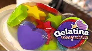 getlinkyoutube.com-Gelatina Encapsulada (Receta y elaboración)