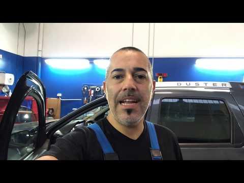 Smontaggio Airbag Dacia Duster