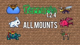 getlinkyoutube.com-All Mounts :: Terraria 1.2.4