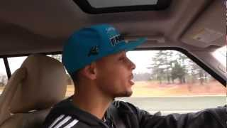 getlinkyoutube.com-A Day in the Life: Warriors Stephen Curry Returns Home to Play in Charlotte