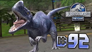getlinkyoutube.com-Monolophosaurus! || Jurassic World - The Game - Ep 92 HD