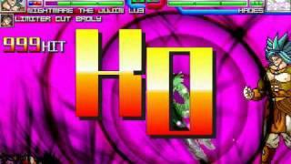 getlinkyoutube.com-【MUGEN】 ブロリー兄弟がハデス様に戦いを挑んだようです。