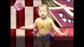 getlinkyoutube.com-أصغر راقصة بالعالم