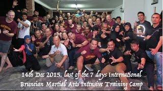 getlinkyoutube.com-Bruneian Martial Arts Intensive Camp 2015. 1 of 2