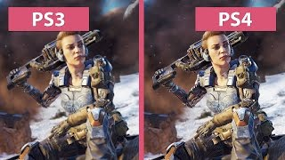 Call of Duty: Black Ops 3 – PS3 vs. PS4 Graphics Comparison [FullHD][60fps]