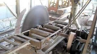 getlinkyoutube.com-Hanig Sawmill