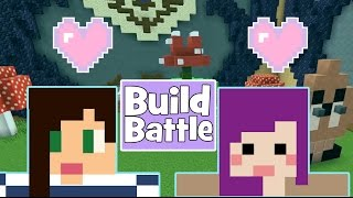 getlinkyoutube.com-YOUTUBE GAMERS! - Minecraft Build Battle w/ Stacyplays