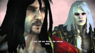 getlinkyoutube.com-Castlevania Lord of Shadows 2 - Dracula & Alucard Family Reunion