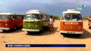 France 3 - La 2ème Corsica Beach Party