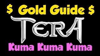 getlinkyoutube.com-TERA - Gold Guide - KUMAAA CCB & SES