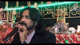 Syed Irfan Haider Rizvi reciting a few Rubai's At Dar e Hussain in Calgary, Canada