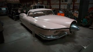 getlinkyoutube.com-The Weirdest Car Yet? | Chasing Classic Cars