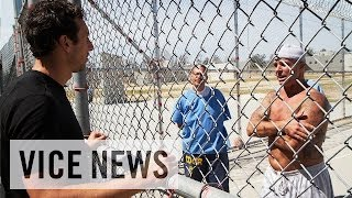 getlinkyoutube.com-Inside Maximum Security Prison: Murder, Mayhem, and Meditation (Part 1)