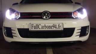 getlinkyoutube.com-Test : phares look xenon golf 6 - Fullcarbone94.fr