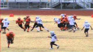 getlinkyoutube.com-Jason Wright jr. #4 Vacaville Bengals Pee Wee Quarterback.****UPDATED***