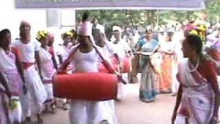 getlinkyoutube.com-(oraon, munda , kadiya)welcome song to guest 1