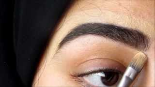 getlinkyoutube.com-طريقتي في رسم حواجبي - How I fill in my eyebrows