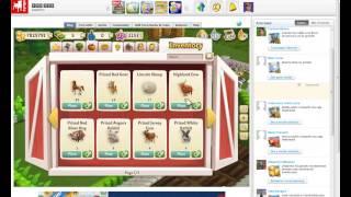getlinkyoutube.com-Farmville 2 Farm Bucks Reales Permanentes