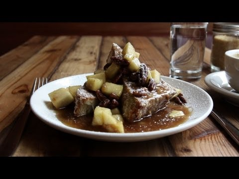 NY CHOW Report - French Toast at Anella
