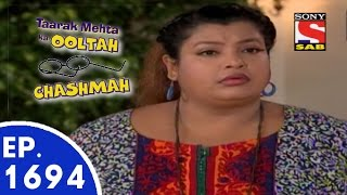 Taarak Mehta Ka Ooltah Chashmah - तारक मेहता - Episode 1694 - 12th June, 2015