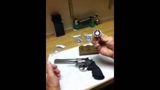 Ansac Speedloader S&W 617/10 Shot