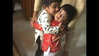 Allu Arjun Son Allu Ayaan Latest video