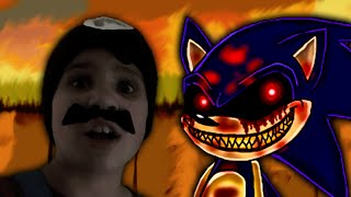 getlinkyoutube.com-Sonic.exe vs Mario - Epic Rap Battles of Creepypasta 4