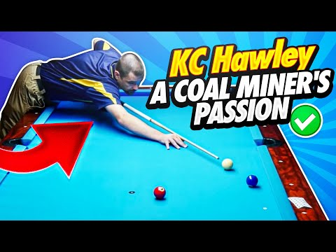 Pool Lessons - KC Hawley - A Coal Miner's Passion