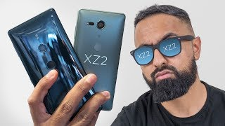 Sony Xperia XZ2 vs XZ2 Compact