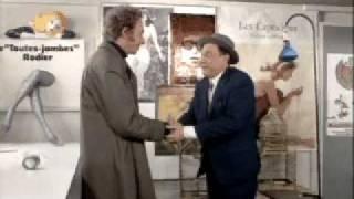 "getlinkyoutube.com-Film ""Le Distrait"" (scène Pierre Richard & Paul Préboist)"