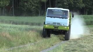 getlinkyoutube.com-EXCAP Steyr 12M18 - 240PS - 16.00 Reifen